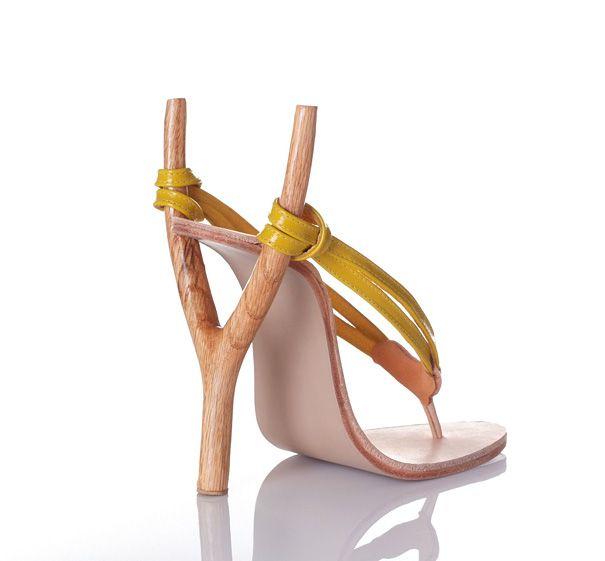 20 De los más Curiosos Diseños de zapatos de Tacón