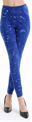 The Stars Galaxy Space Leggings 3D Printed Micro Fiber Super Soft Big Elastic Fleece soft Legging For Women Fitness Runs Pants