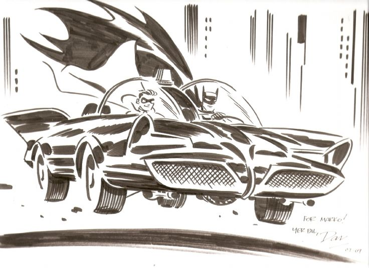 Batman and Robin by Darwyn Cooke Comic Art