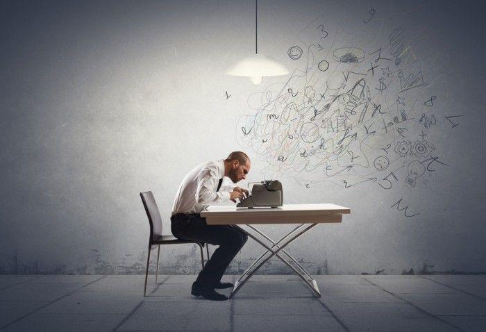 Vlotter schrijven; doe het niet in 1 keer goed. #schrijven #bloggen #editen #mindmappen