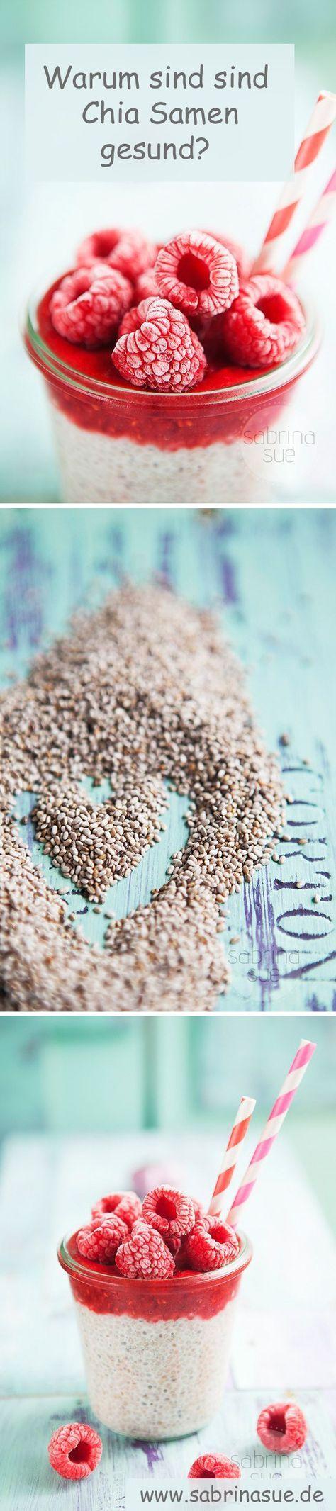 Warum sind Chia Samen so gesund?