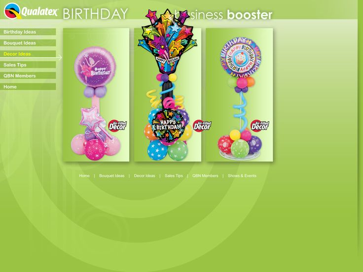 Balloon Professionals! Hire them for big balloon projects for events #Events #Balloon #Decor