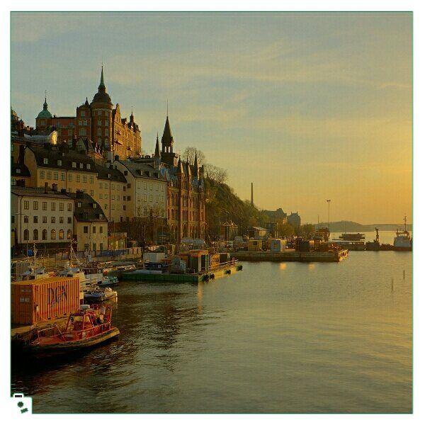 Stockholm Sweden استاکهلمسوئد با کی میرفتی  . #backpacking #world #peacful #nature #travel  #earth #beautiful #roadtrip #chamedoon #sweden #stockholm #wiki #wikievent #ويكي #ويكي_ايونت  #چمدون #سوئد #استاکهلم