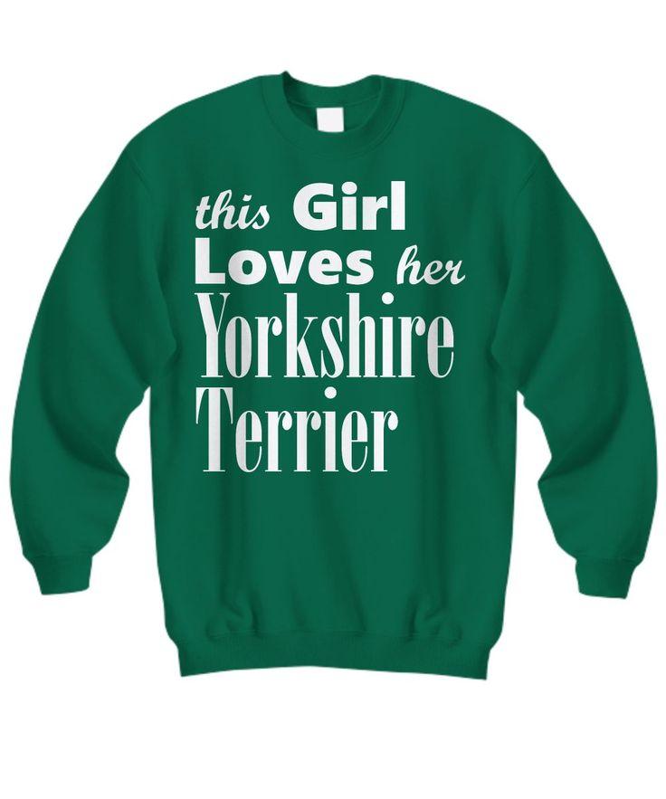 Yorkshire Terrier - Sweatshirt