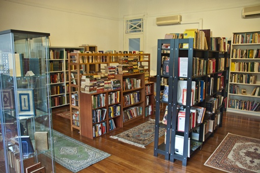 GOHD Books at 142 Bukit Timah Road in 2012 - we have since moved