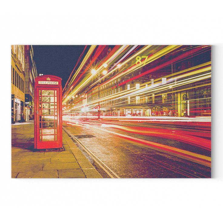 Londoni éjszaka