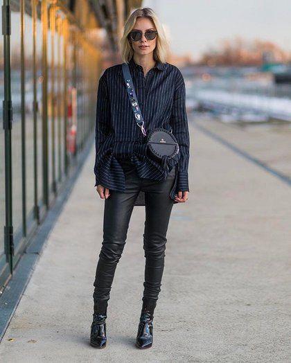 Street style looks με στυλ και άποψη | μοδα , street style | ELLE