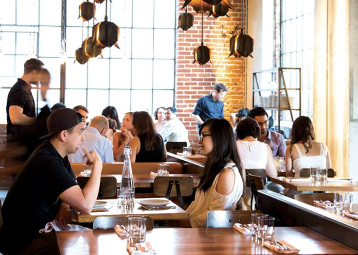 Where to Eat and Drink in Downtown Los Angeles - Bon Appétit
