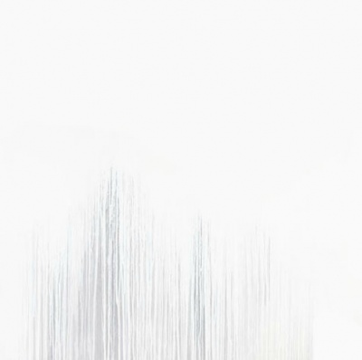 """Form Surface, Kate Beck explaines: """"I believe white to be the most inherently beautiful colour as it carries with it the potential to simultaneously expose and negate space.    I believe black to be the most innately powerful colour as it is defined by the presence of light as well as by the absence of light""""."""