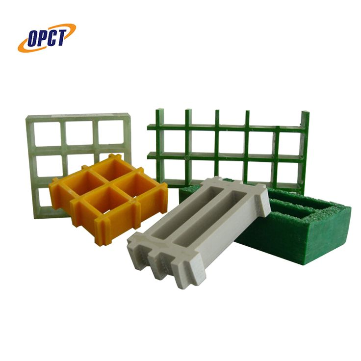 Cheap high strength industrial swimming pool frp / fiberglass plastic grating