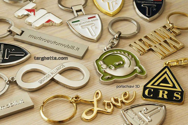 http://www.portachiavi.com i portachiavi e portachiavi personalizzati, completamente realizzati in Italia.