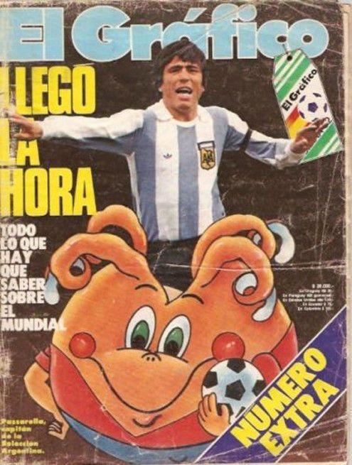 SOCCER WORLD CUP 1982 VERY  RARE  MAGAZINE  | eBay