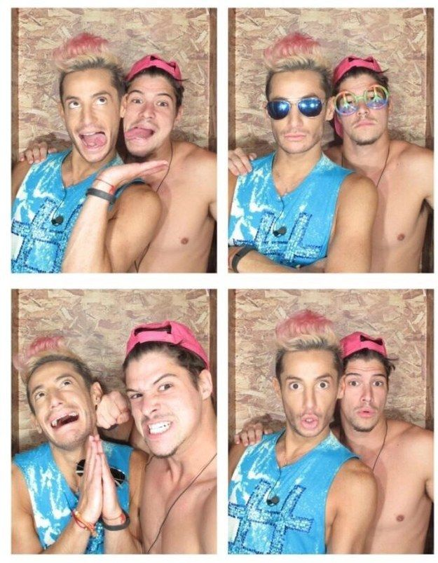 He's famous for his bromance/showmance with Ariana Grande's brother and Team America member: Frankie! This is Zankie!   Community Post: Why Zach Rance Is Your New Obsession