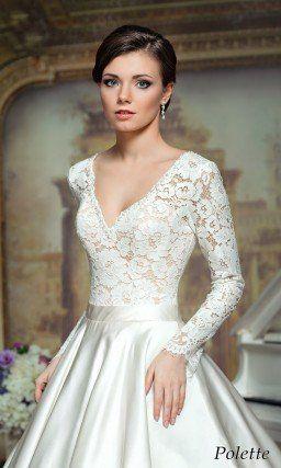 e391e48c103e8cf Свадебное платье Caramelle Полетт ▷ Свадебный Торговый Центр Вега в Москве
