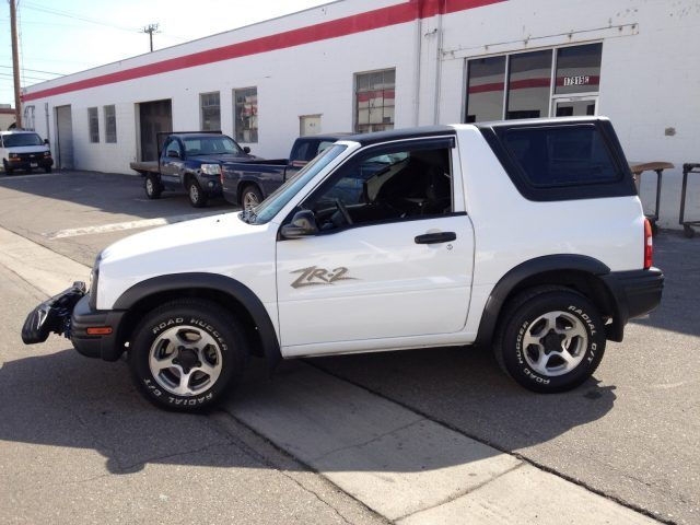 Chevy Tracker Hardtop 2 Piece Removable Top Models 1999 2004
