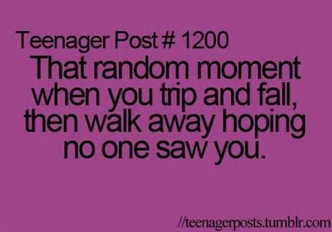 Teenager+Post+Awkward+Moments | Teenager Post Posts Text Inspiring Picture - funny awkward moments ...