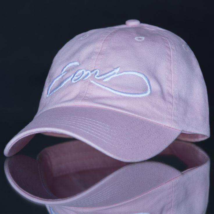 Eons (Script) Light Pink Adjustable Cap