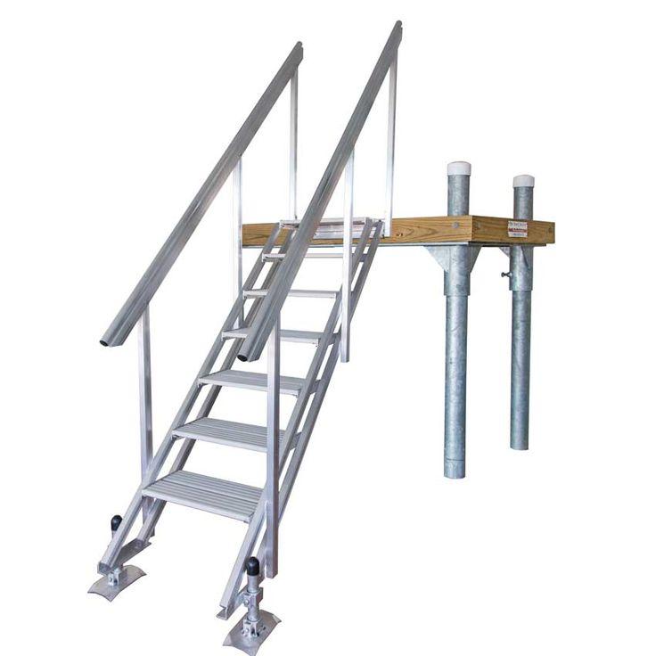 Portable Handrails For Steps Outside : Best garden railings images on pinterest
