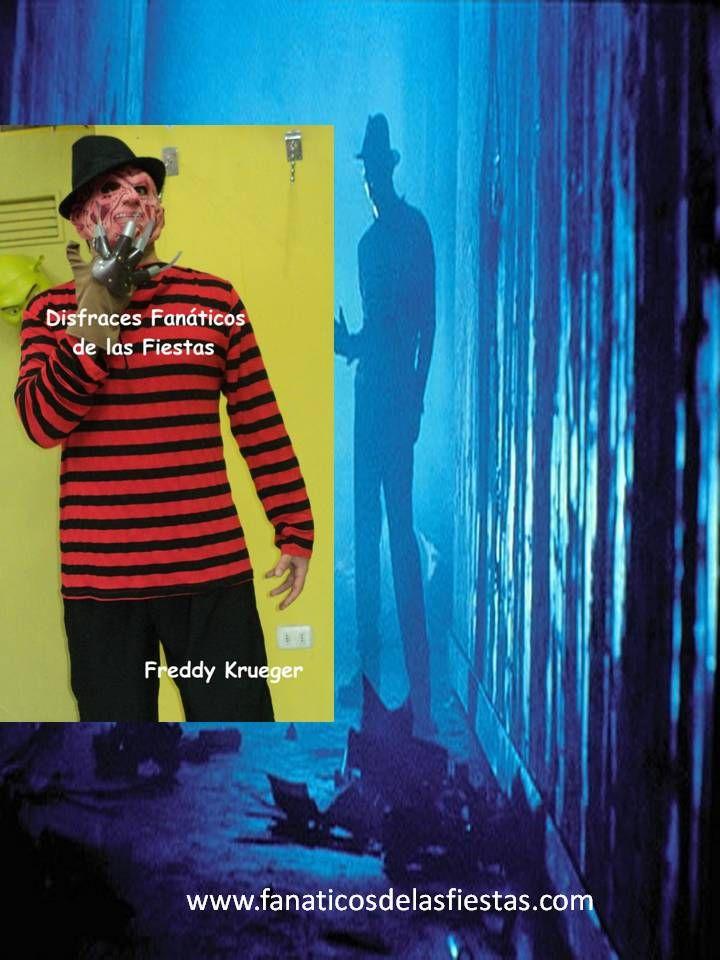 Disfraz de Freddy Krueger Nuevos - solo venta Confeccionado en telas de excelente durabilidad y calidad. Precio venta   35.000 pesos incluye mascara de latex.
