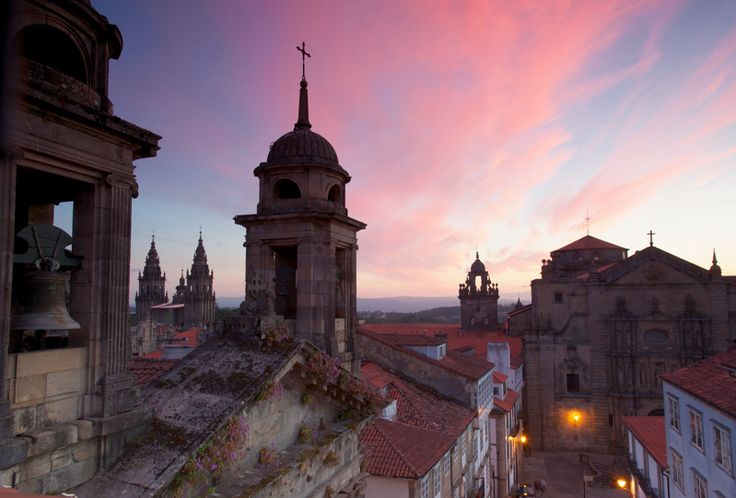 Sunset in Santiago by Paolo Costantino on 500px