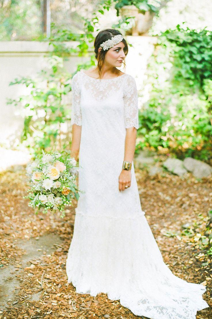 Vintage pearl bridal blog real brides news amp updates wedding - Malibu Wedding At Calamigos Ranch From Kayla Adams Co Lesbian Weddingwedding Bridewedding