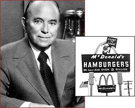 Who Made America? | Innovators | Ray Kroc
