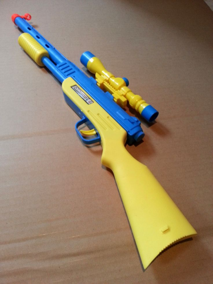 Call Of Duty Nerf Style Pump Action Shooter Rifle Sticky Target ...