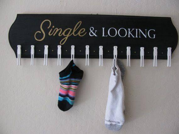 Tableau de chaussettes orphelines