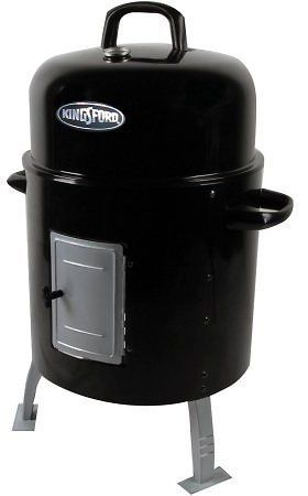 Kingsford Charcoal Water Smoker - This is the one we have.