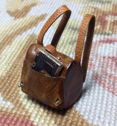 Luggage Backpack Suitcase 1:12 Dollhouse Miniature                                                                                                                                                                                 More