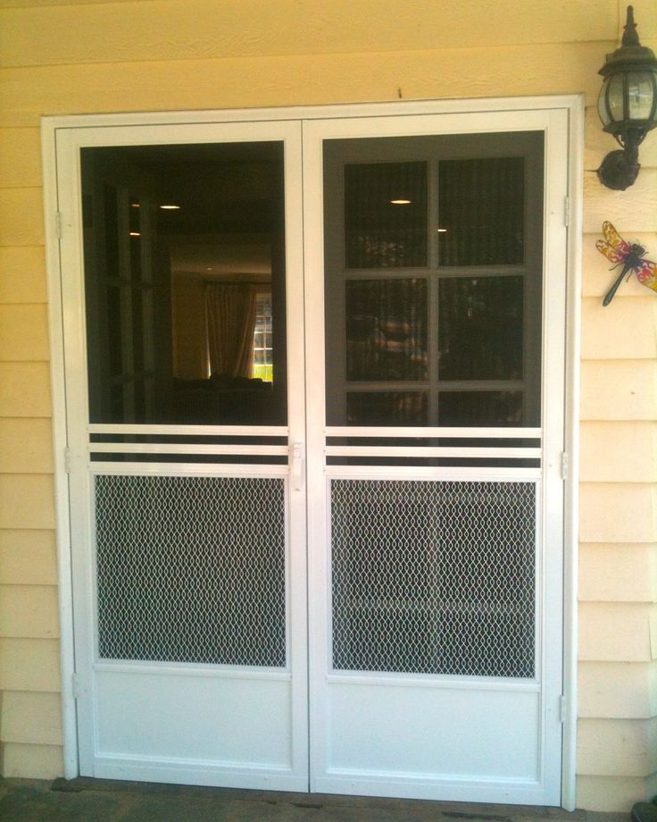 Diy Sliding Screen Door For French Doors: Best 25+ Screens For French Doors Ideas On Pinterest
