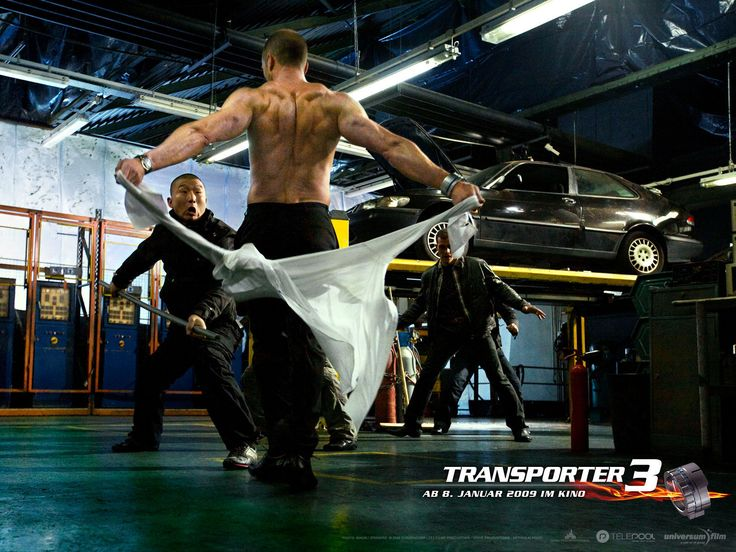 transporter  | Upcoming Movies Transporter 3