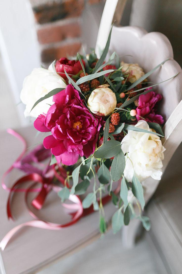 Букет невесты Свадьба Семейные ценности Wedkitchen