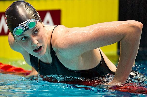 Summer Olympics 2012 | Event: Women's Swimming Olympic History: The London Games mark Franklin's first Olympics. Why We're Obsessed: For her first Summer Games, Franklin is competing in seven…