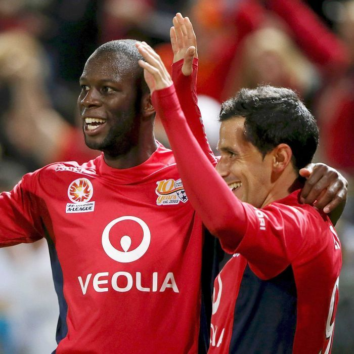 Adelaide United strengthens finals' claims