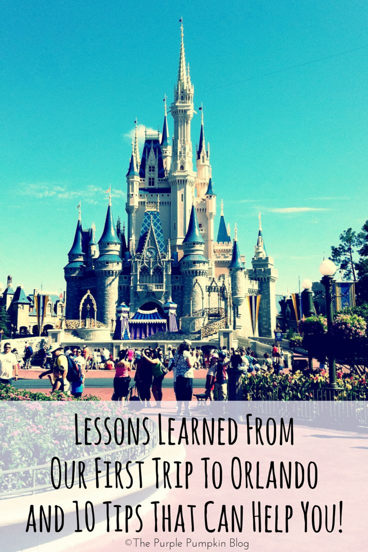 Lessons Learned From Our First Trip To Walt #Disney World #Orlando and 10 Tips That Can Help You!