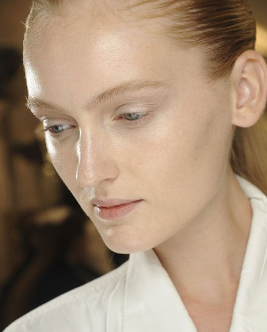 The perfect natural look by Issey Miyake