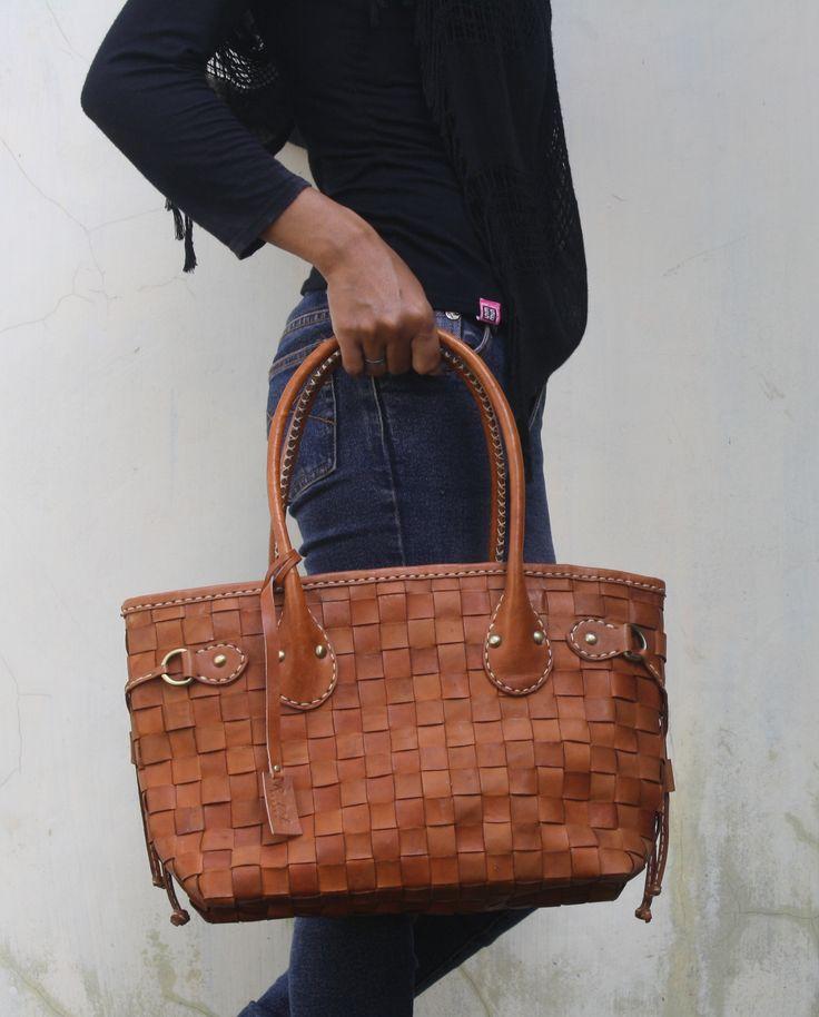 100% Original Leather Women leather bag
