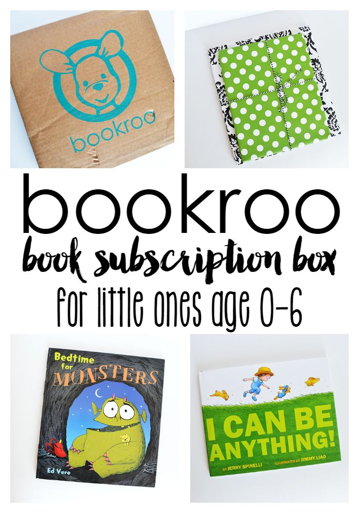Our October Bookroo Box- a monthly book subscription box for kids, perfect for ages 0-6. Choose from board books or picture books. $4 COUPON on your first box!