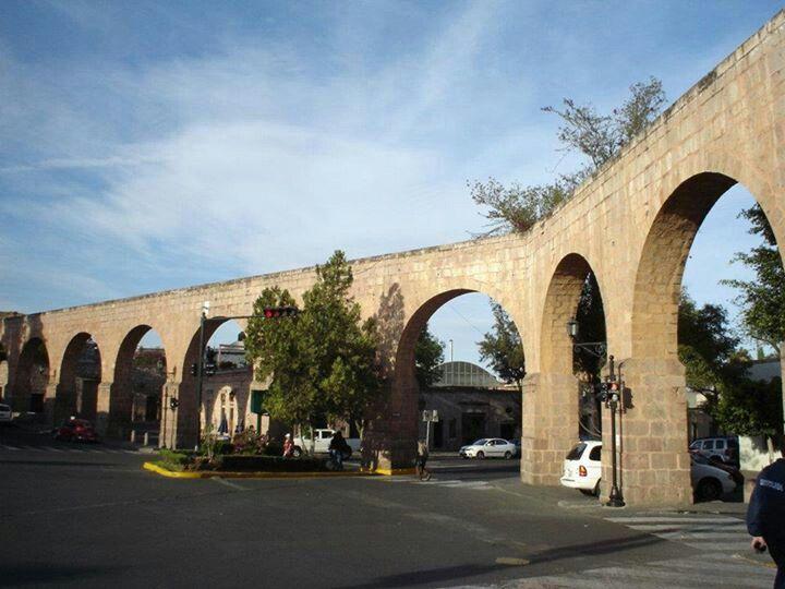 Acueducto siglo XVIII