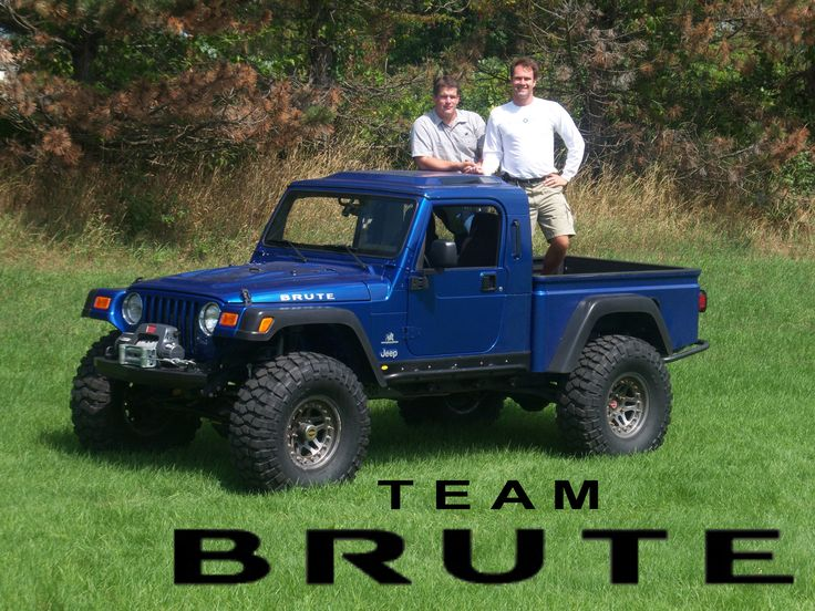 17 Best ideas about Jeep Truck on Pinterest | Jeep brute ...