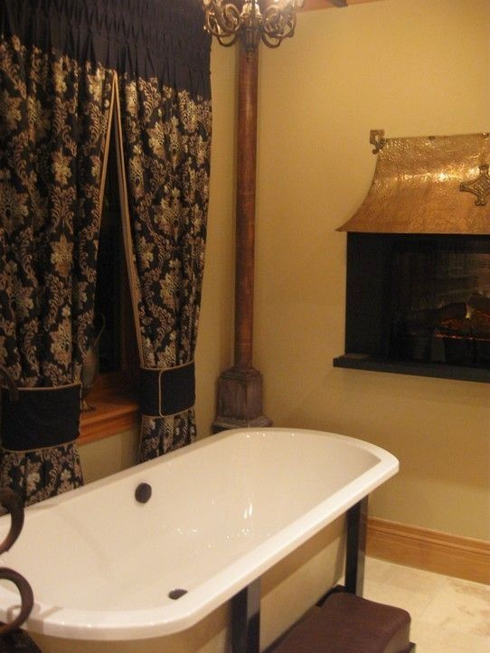February Update featuring a Renelle Design article on fireplaces and bathrooms.