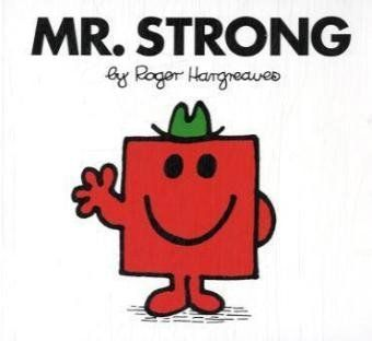 Mr. Strong (Mr. Men Classic Library): Amazon.co.uk: Roger Hargreaves: 9781405235723: Books