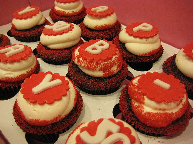 1000 Ideas About 50th Birthday Cupcakes On Pinterest