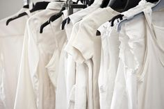 How to remove yellow stains from white clothes. Whites are always in fashion but also get dirty more easily, and the appearance of horrible stains on them is very common. Sweating or rubbing of the skin can cause unsightly stubborn stains and even ...