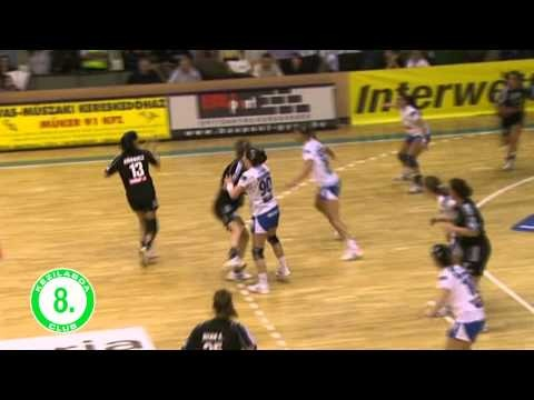 Anita Görbicz - Top 10 assists from the queen of handball :)