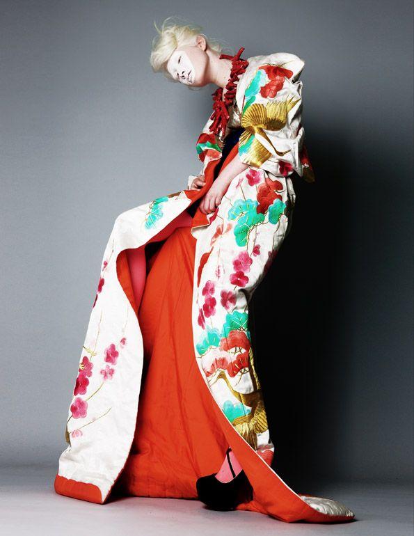 Geisha by Philippe Vogelenzang