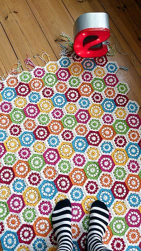 not big enough | started this blanket last year. I am slow l… | Flickr