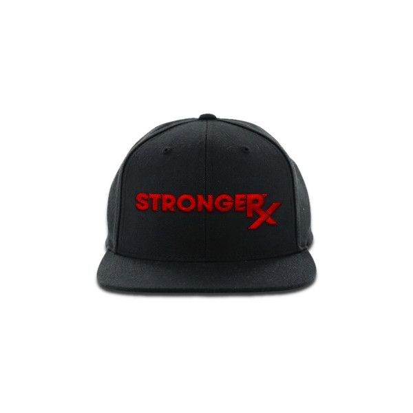 StrongerRx Snap Back found on Polyvore