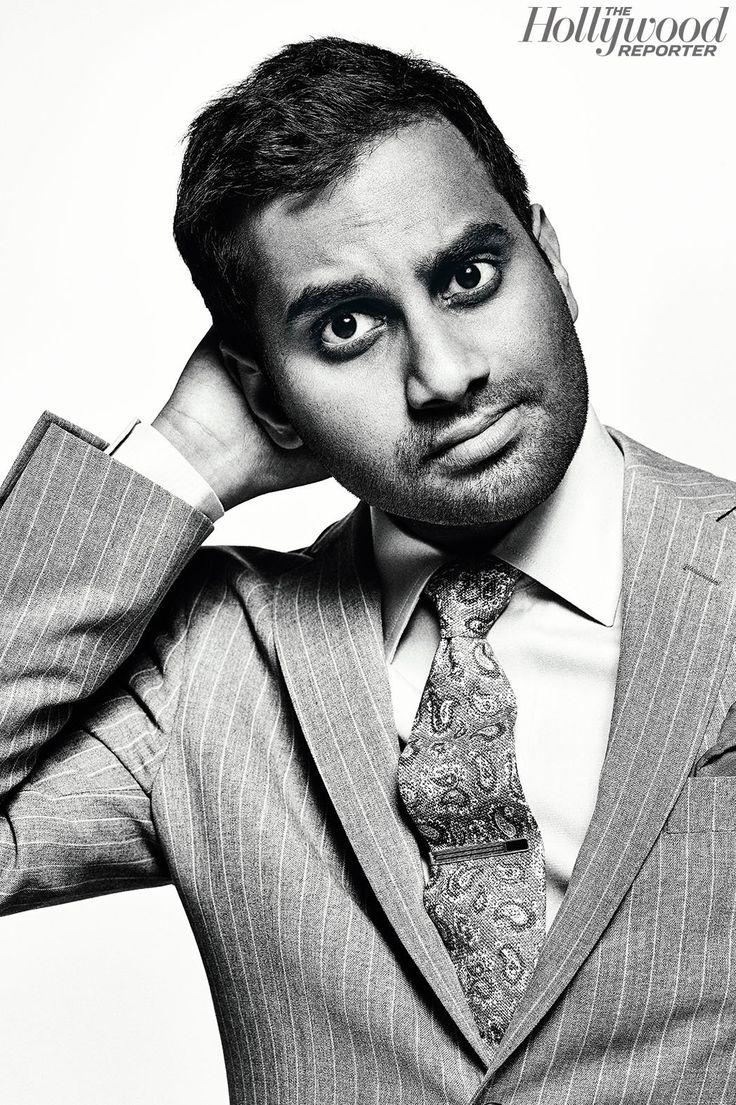 Aziz Ansari, photo by Miller Mobley